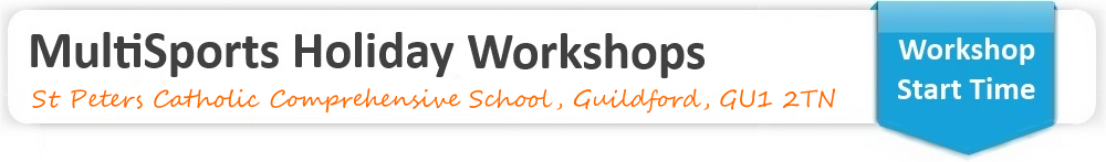 Guildford Holiday sports workshop
